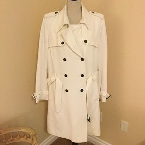 Beautiful Tommy Hilfiger Creme colored winter coat